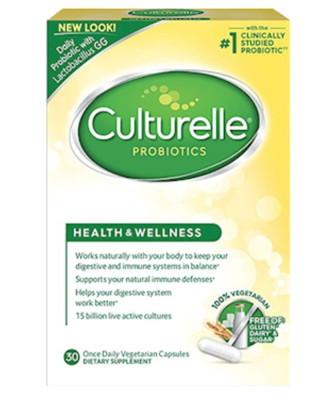 Culturelle Lactobacillus 30 vcaps