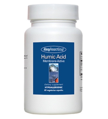 Humic Acid Membrane Active 60 vcaps
