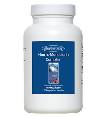 Humic-Monolaurin Complex 120 vcaps