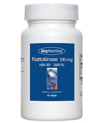 Nattokinase 100mg - 60 gels