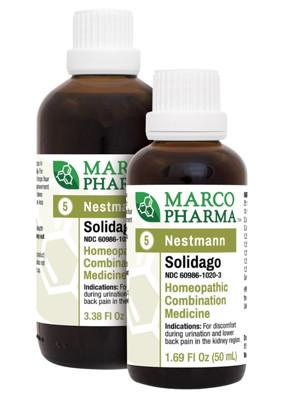 Solidago No. 5  100 ml