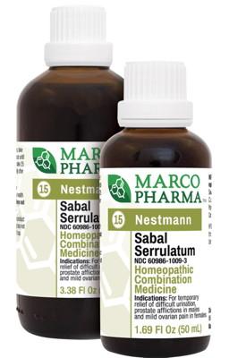 Sabal Serrulatum No. 15  100 ml