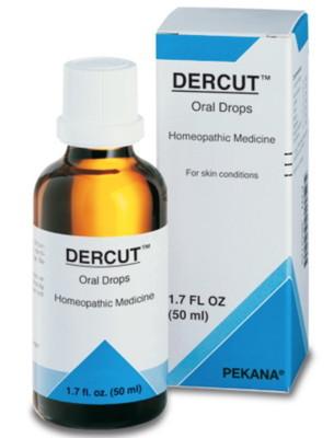 Dercut drops 50 ml
