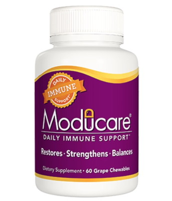 Moducare Grape Chewables 60 chew