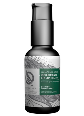Colorado Hemp Oil 50 ml