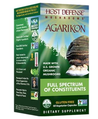 Agarikon 60 vegcaps