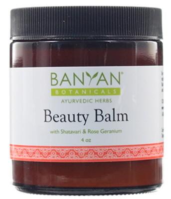 Beauty Balm with Shatavari & Rose Geranium 4 oz
