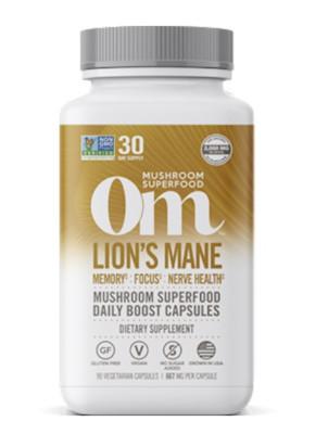 Lion's Mane 90 vcaps