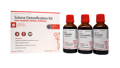 Soluna Detox Kit - 30 Day Program