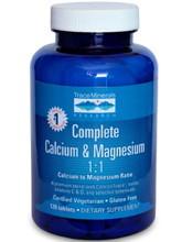 Complete Calcium & Magnesium 120 tabs