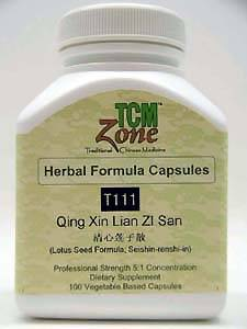 Qing Xin Lian Zi San | Lotus Seed Formula | Seishin-renshi-in