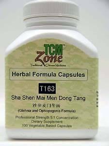 Sha Shen Mai Men Dong Tang | Glehnia and Ophiopogonis Formula