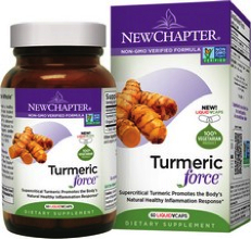 Turmeric Force 30 liquid vcaps