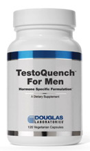 TestoQuench for Men 120 vcaps