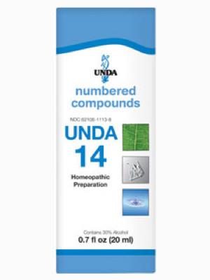 UNDA Number 14