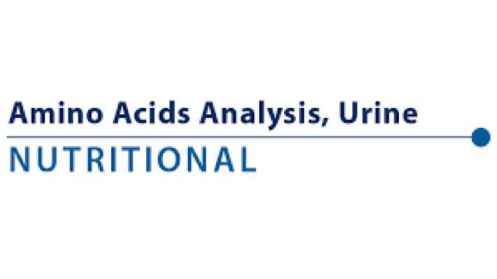 Amino Acid 40 Test