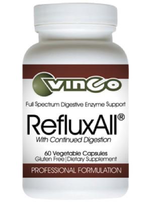 RefluxAll 60 vegcaps