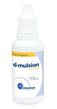 d-Mulsion (Citrus Flavor) 1 fl oz