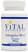 Astragalus Root Extract 300 mg 90 caps