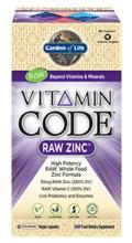 Vitamin Code RAW Zinc 60 vcaps
