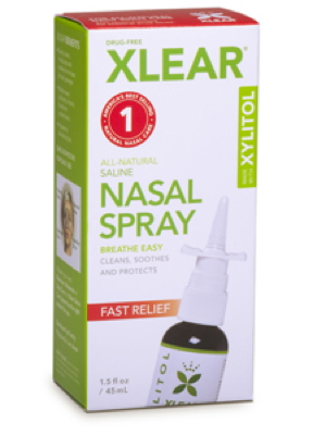 XLear Nasal Spray 1.5 oz