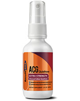 ACG Glutathione Extra Strength Spray 2 oz