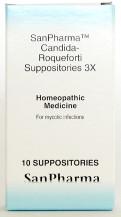 Candida-Roqueforti Suppositories