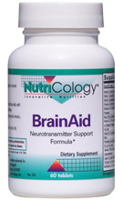 BrainAid 60 tabs