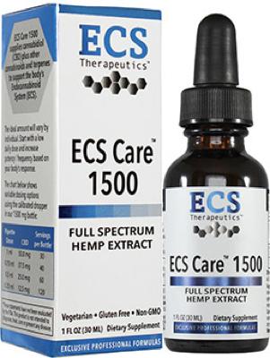ECS Care 1500 Liquid 1 oz