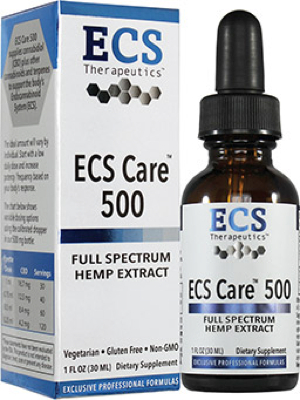 ECS Care 500 Liquid 1 oz