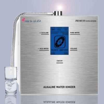 Genesis Steel Water Ionizer