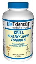 Krill Healthy Joint Formula 30 softgels