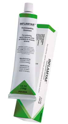 Inflamyar Homeopathic Ointment