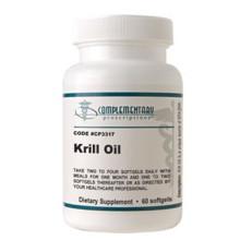 Krill Oil gels