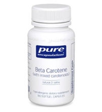 Beta Carotene (with mixed carotenoids)