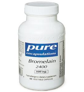 Bromelain 2400 500 mg