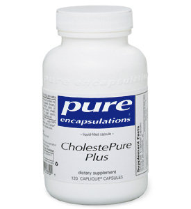 CholestePure Plus 120 vaps