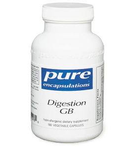 Digestion GB - 90/180 caps