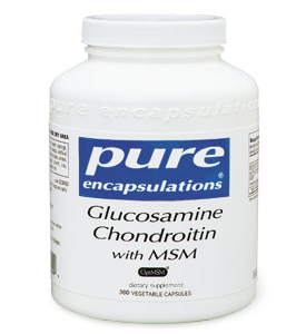 Glucosamine Chondroitin w/ MSM
