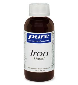 Iron Liquid, 120 ml