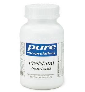 PreNatal Nutrients vcaps