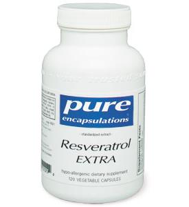 Resveratrol EXTRA 120 caps
