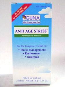 Anti Age Stress