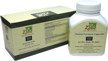 Jin Gui Shen Qi Wan | Kidney Qi Formula from the Golden Cabinet