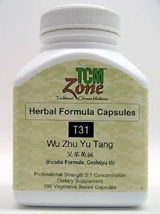 Wu Zhu Yu Tang | Evodia Formula
