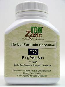 Ping Wei San | Calm the Stomach Formula | Heii-san