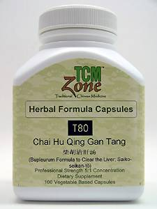 Chai Hu Qing Gan Tang/Bupleurum to Clear the Liver