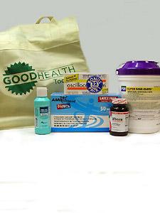 Good Health Preparedness Tool Kit