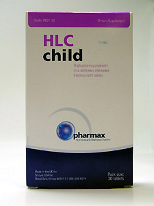HLC Child 30 tabs