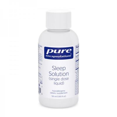 Sleep Solution (single dose liquid) 1.96 fl oz